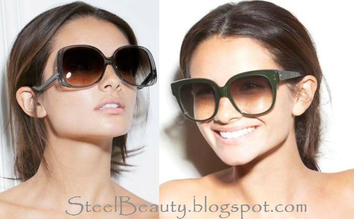 نظارات فيكتوريا بيكهام صيف 2011 الفخامة